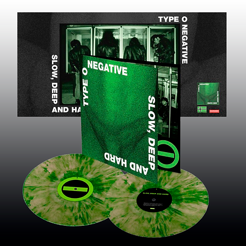 Type O Negative - Slow Deep And Hard (30th Anniversary)