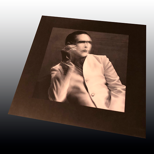 Marilyn Manson - The Pale Emperor (White)