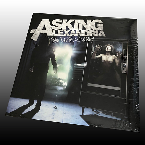 Asking Alexandria - From Death To Destiny (Red)