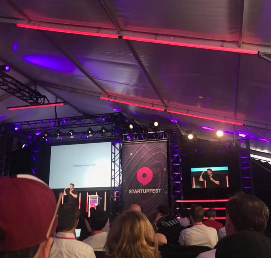 3 Take-Aways from StartUp Fest