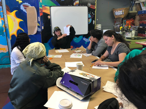 Innovative Resistance: Design Workshop