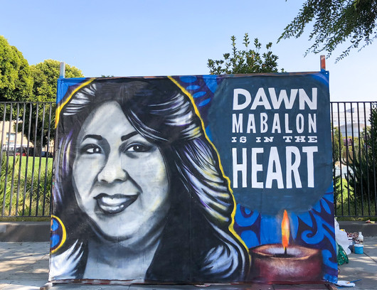 Tribute to Manang Dawn Mabalon ft Ruby Ibarra