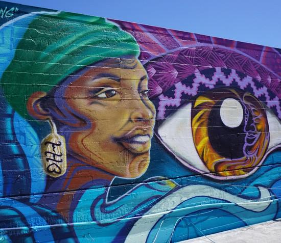Kapwa Rising Mural Project: Detail