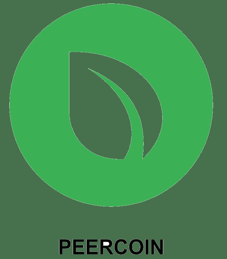 לוגו של המטבע הוירטואלי פירקוין - PEERCOIN