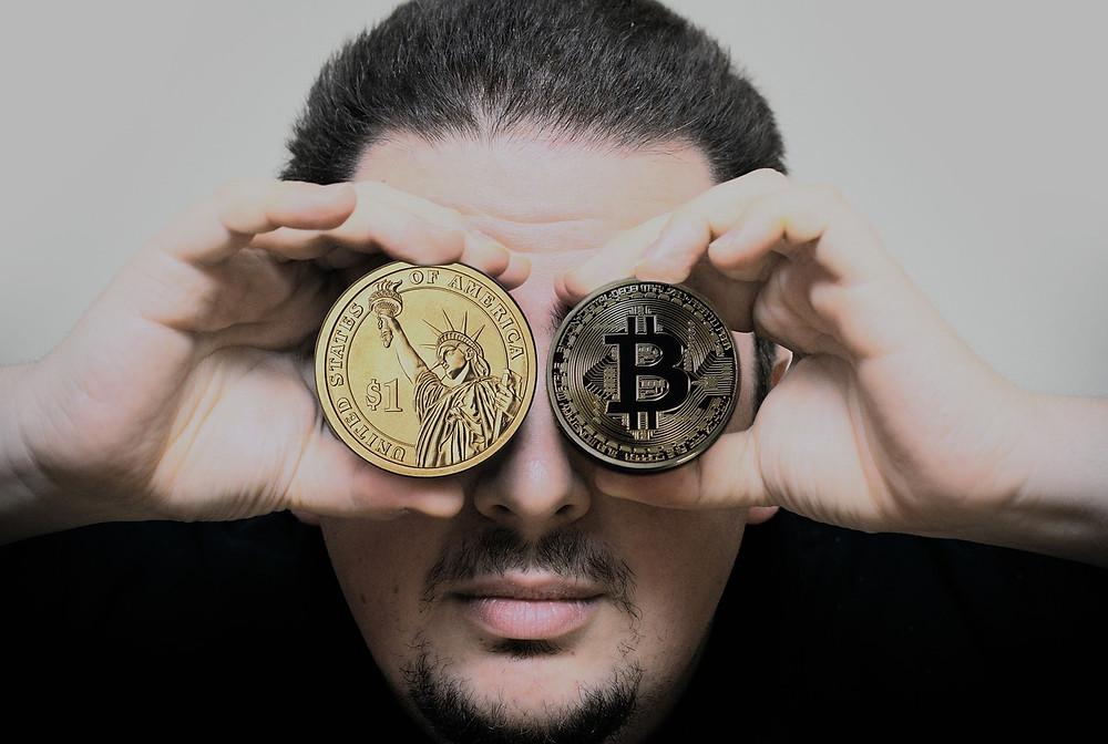 הביטקוין מול הדולר