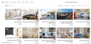 העלאת דירה להשכרה באתר - AIRBNB