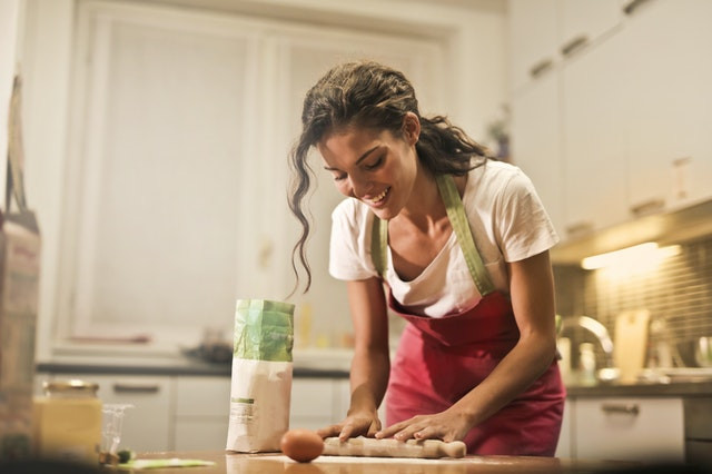 להרוויח כסף מאהבה לבישול