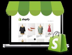 עיצוב חנות שופיפיי באינטרנט