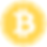 לוגו של מטבע ביטקוין