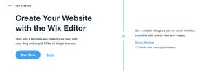 בחרו בעורך האתר הפשוט