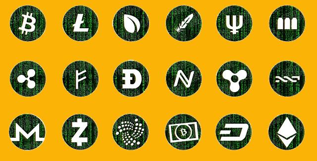 מטבעות וירטואלים אחרים מלבד הביטקוין