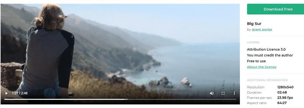 סרטונים ללא הפרת זכויות יוצרים