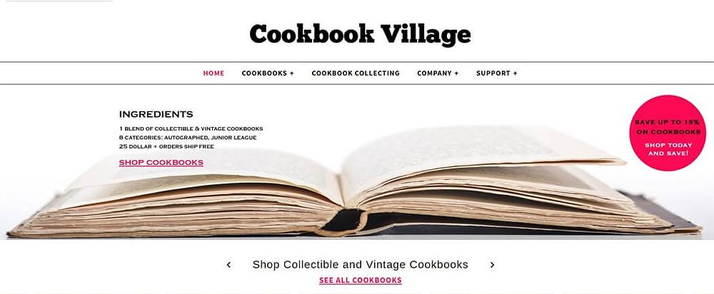 חנות בישולים באינטרנט לדוגמא