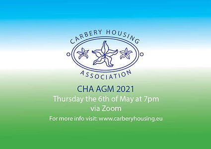 CHA AGM 2021