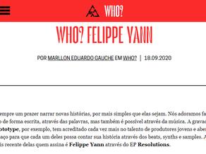 WHO? Felippe Yann - Alataj
