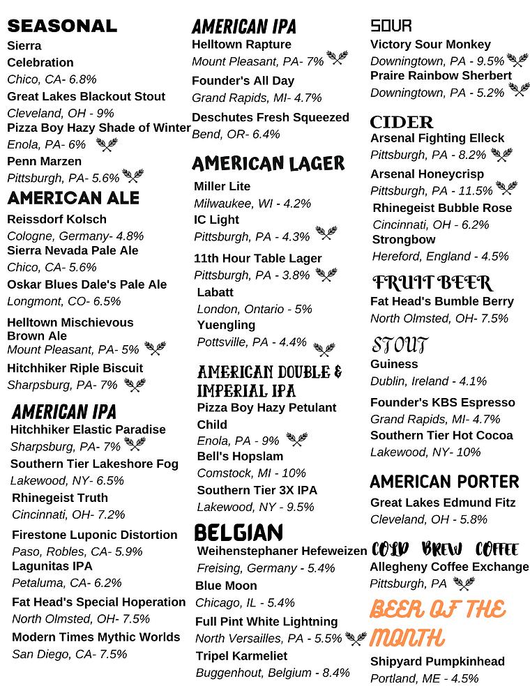 updated southside beer menu.png