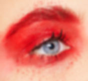 Red Eye Shadow