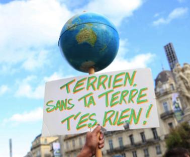 ANNULÉE - 14 mars 2020 Marche pour le climat