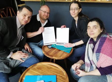 2nde signature du pacte pour la transition d'un(e) candidat(e) aux municipales