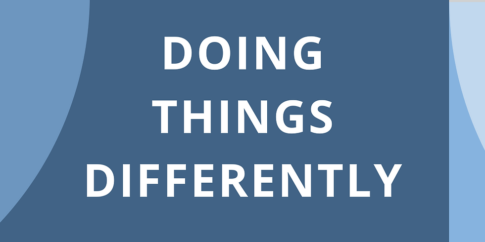 Doing Things Differently: Enabling technology to transform health and care for people in Wales, 2021 and beyond