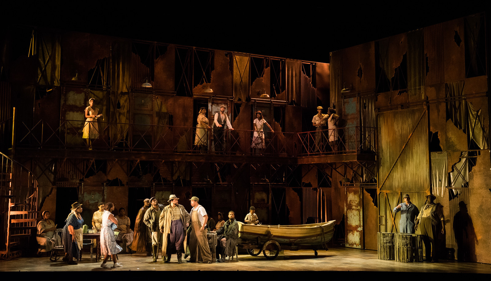 Porgy and Bess credit:Carington Spires