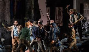 The Siege of Calais credit:Karli Cadel