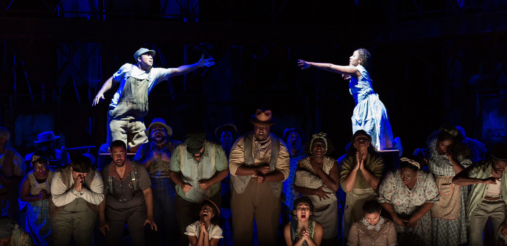 Porgy and Bess credit: Karli Cadel