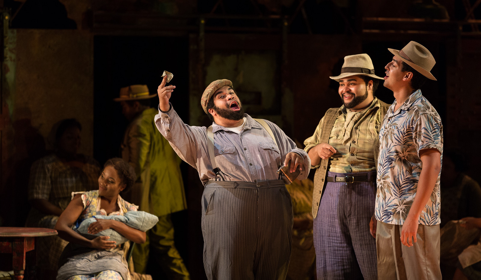 Porgy and Bess credit:Karli Cadel