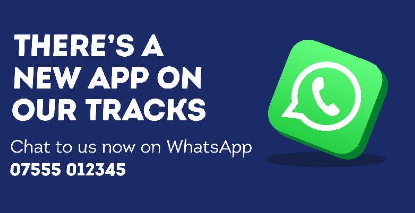 ScotRail launch WhatsApp