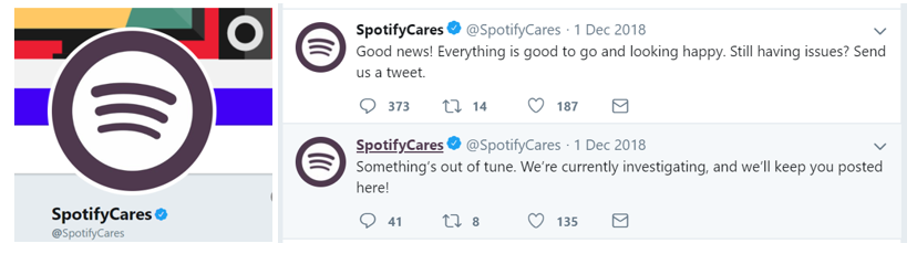 Spotify community management