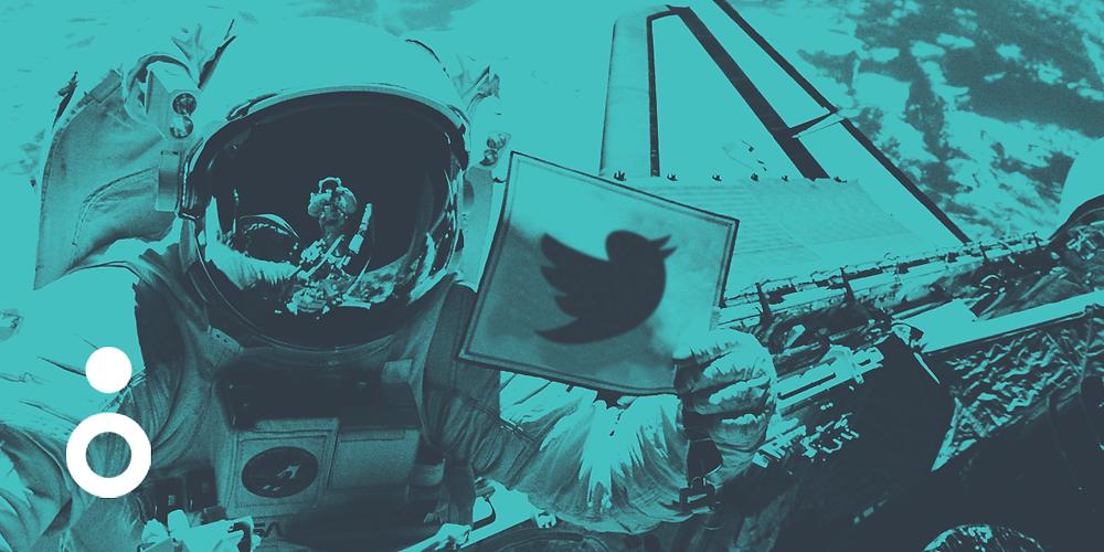 Using Twitter keyword targeting