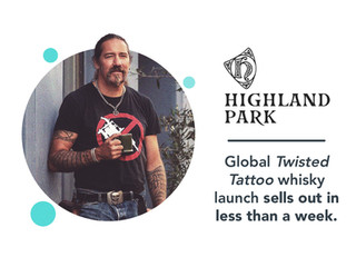 Highland Park: Twisted Tattoo social media case study