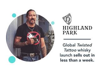 Highland Park: Twisted Tattoo social media case study
