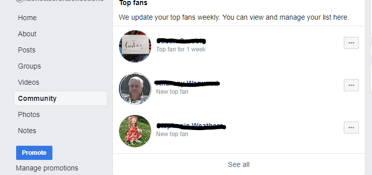 How to find your Top Fans