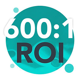 Marzipan Media - social media case study - ROI increase