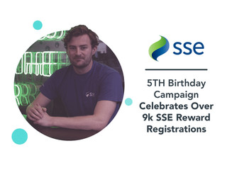 SSE: birthday campaign social media case study