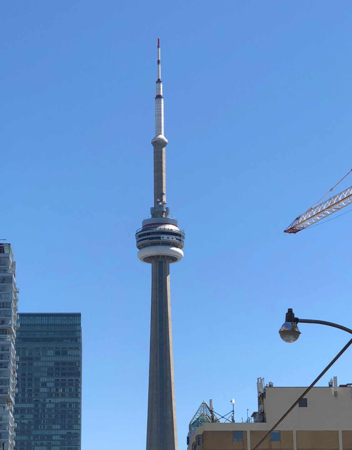 Day 1: CN Tower