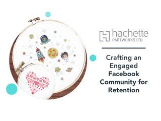 Hachette: Craft social media case study