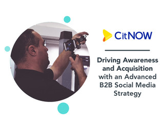 CitNOW: social media case study
