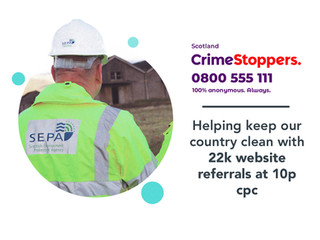Crimestoppers: social media case study