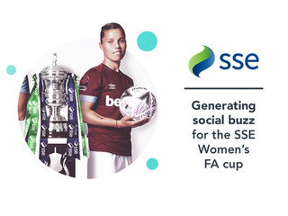 SSE: football sponsoreship social media case study
