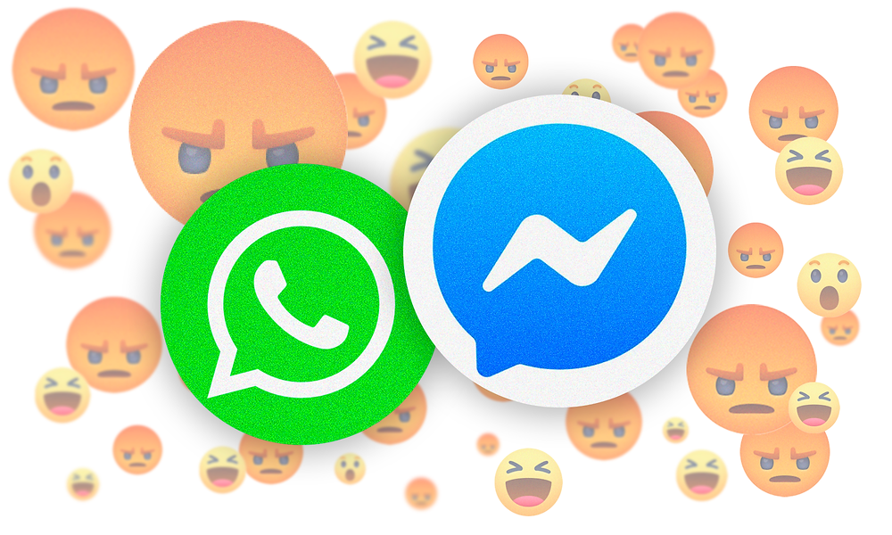 WhatsApp:helps you to take negative conversation out of the public eye