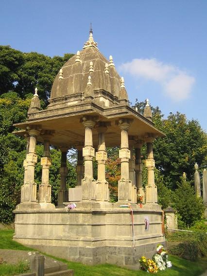 Raja Roy Monument