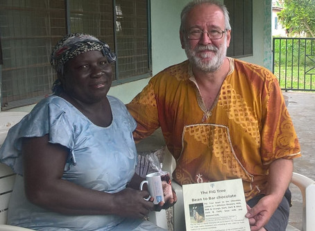 Interview with Bruce Crowther, founder of the first International Fair Trade Town