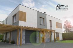 ppdomus - Projekt elewacji Katowice
