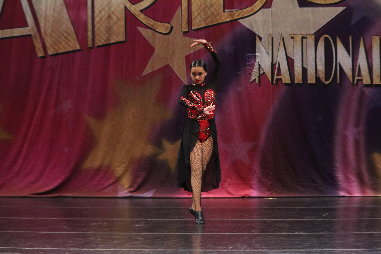 Solo tango competition 2018