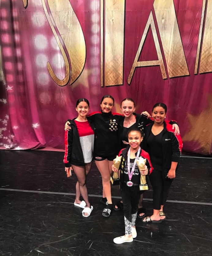 Competition Team 2018