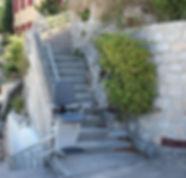 Monte escalier exterieur Stairlidt Auvergne
