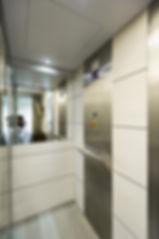 Intérieur d'un Ascenseur réalisé par Stairlift Auvergne
