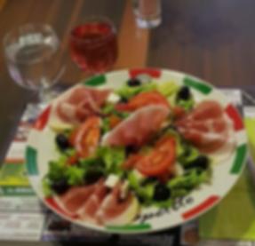 Salade de Pause Pizza Courpière